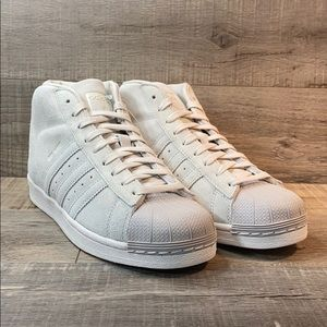 Adidas Pro Model 'clear brown' Mens Sneakers
